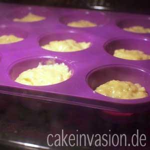 Muffins im Ofen