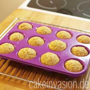 Muffins abkühlen lassen