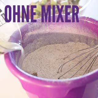 Ohne Mixer