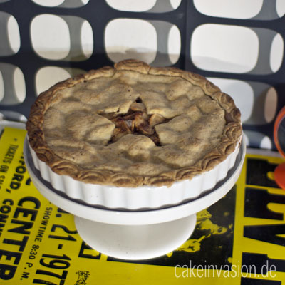 Klassiker: Apple Pie (vegan, laktosefrei, klimafreundlich)