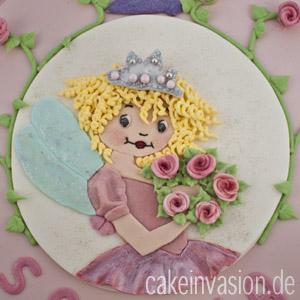 Prinzessin Lillifee Torte Cake Invasion