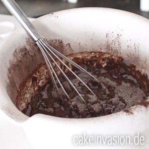 Saftiger Schokokuchen Vegan Laktosefrei Cake Invasion