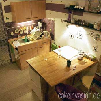 Jahnplatz Küche