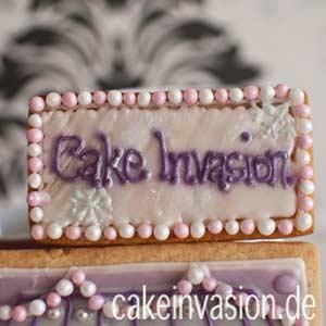 Cake Invasion Keks