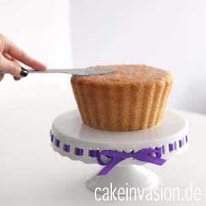 Unterteil Riesencupcake