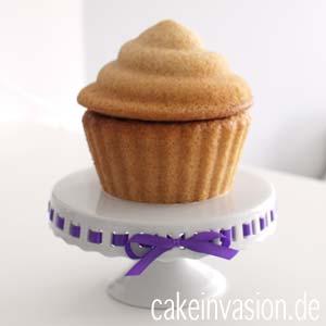 Zusammengesetzter Riesencupcake