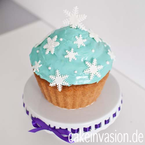 Riesen Cupcake