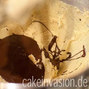 Schokolade unterschlagen