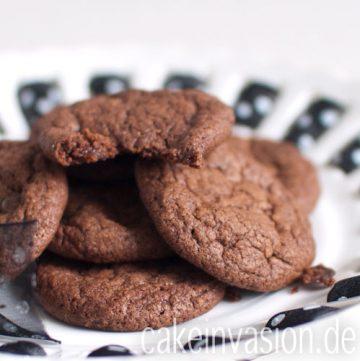 Chocolate Cookies Caramel