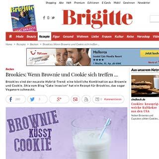 Cake Invasion Brigitte.de