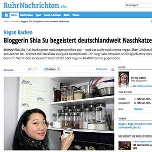 Ruhrnachrichten Cake Invasion