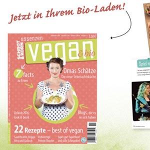 Schrot & Korn Essenzen Vegan & Bio Cake Invasion