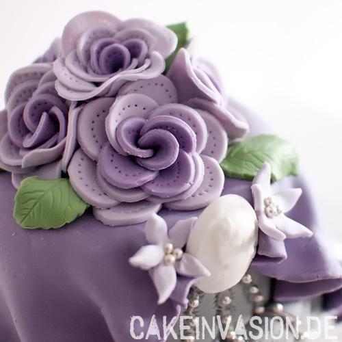 Kleider-Torte