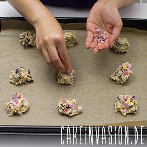 Cookies pimpen
