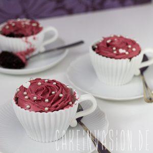 Rosen-Cupcakes
