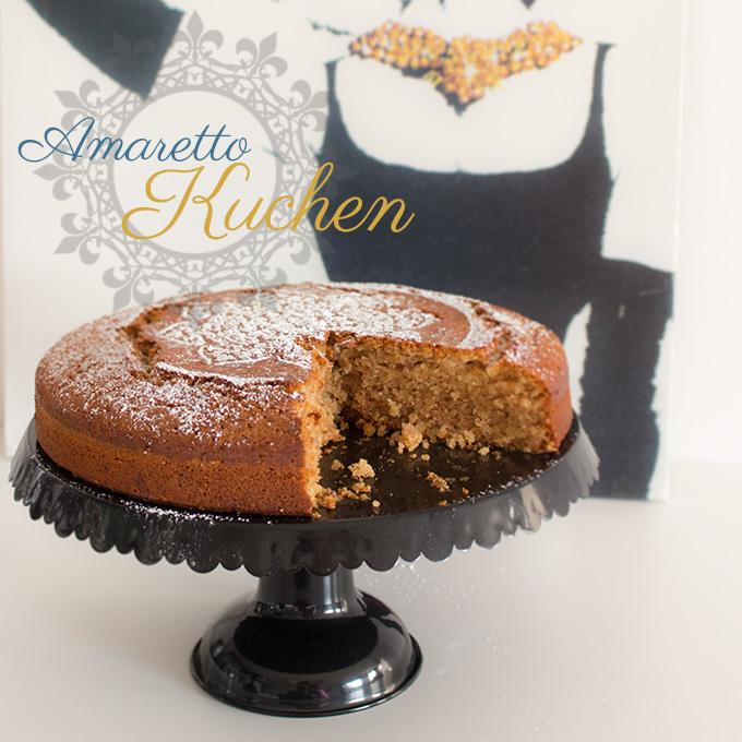 Amaretto Kuchen