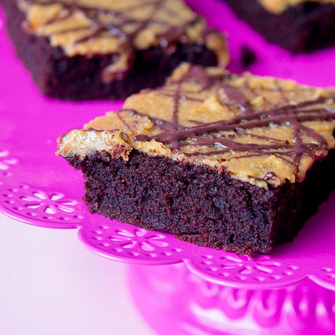 Die Besten Brownies Uberhaupt Dieses Mal Aber Vegan Cake Invasion