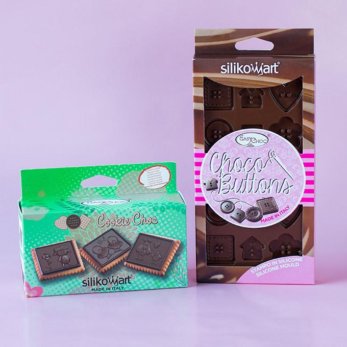 Silikomart Schokoladenformen