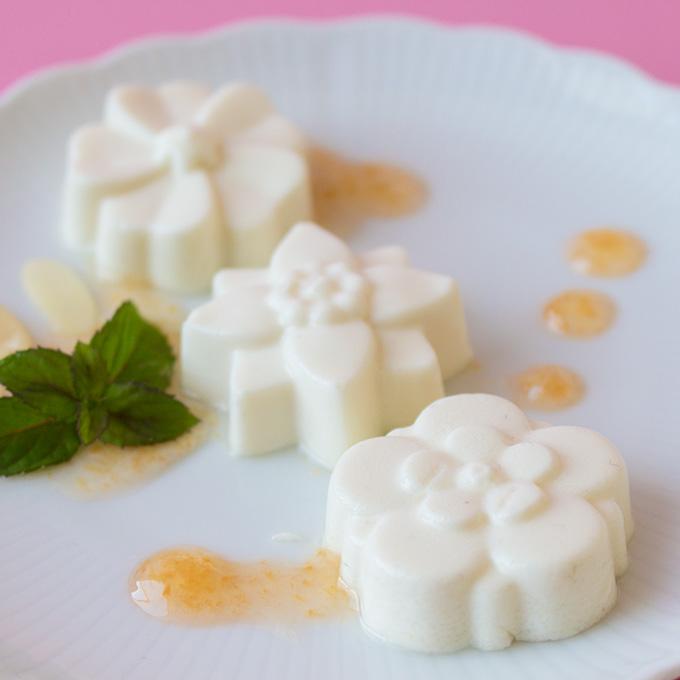 Mandelpudding Annin Tofu 杏仁豆腐