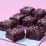 Zucchini-Brownies (vegan)