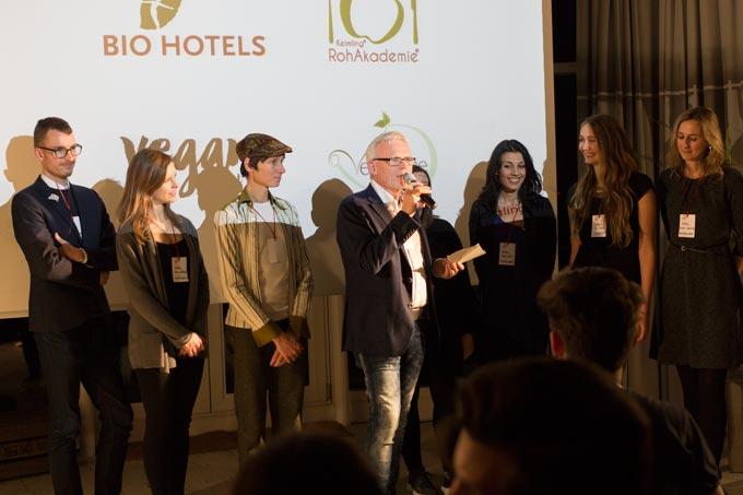 Keimling Award Feier 2015
