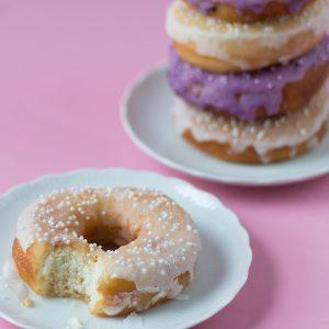 donuts selber machen vegan klassiker cake invasion. Black Bedroom Furniture Sets. Home Design Ideas